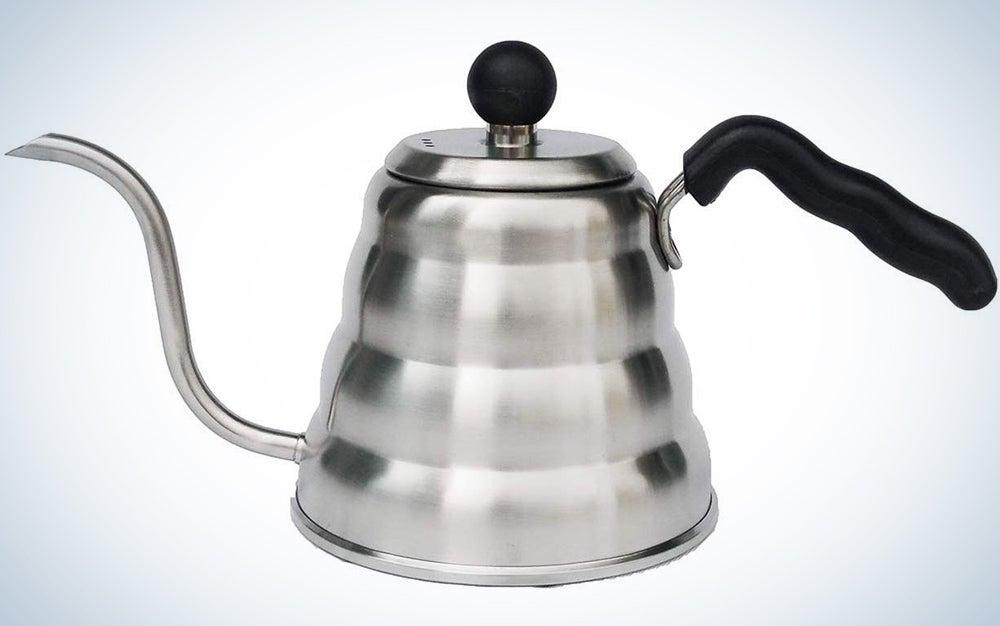 Mixpresso Gooseneck Pour Over Coffee Kettle