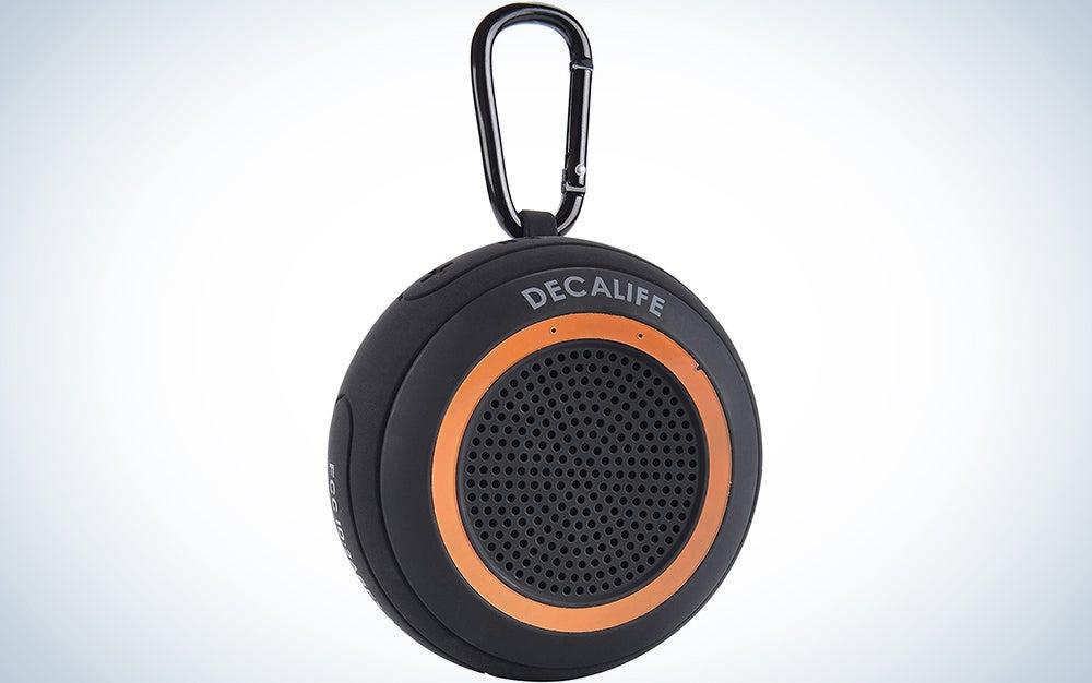 CYBORIS IPX7 Waterproof Outdoor Bluetooth Speaker