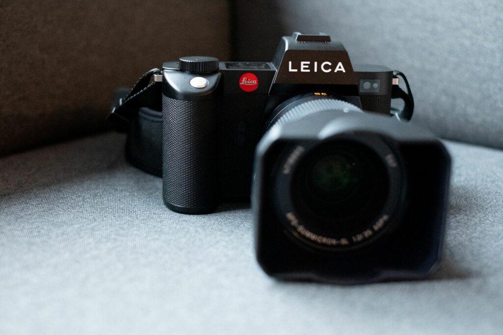 Leica's SL2 camera