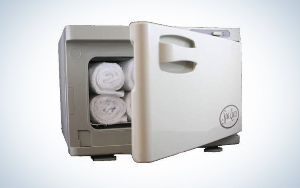 Spa Luxe SL8F - Mini Hot Towel Warmer Cabinet
