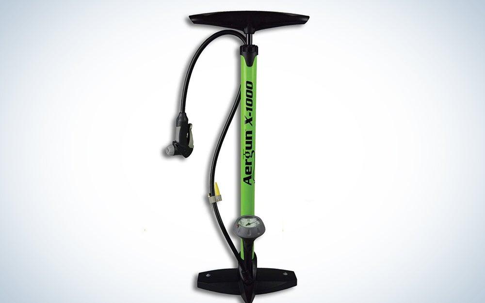 AerGun X-1000 Bike Pump