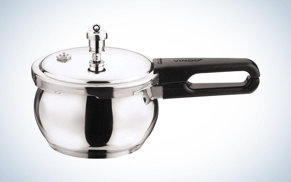 Vinod V-3.5L Splendid Plus Handi Stainless Steel Pressure Cooker