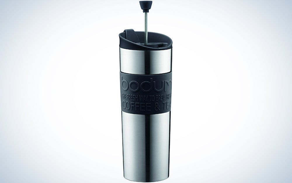 Travel French Press Coffee Maker