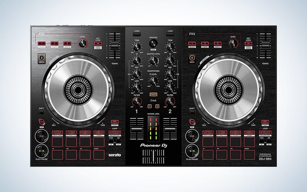 Pioneer DJ Black DJ Controller