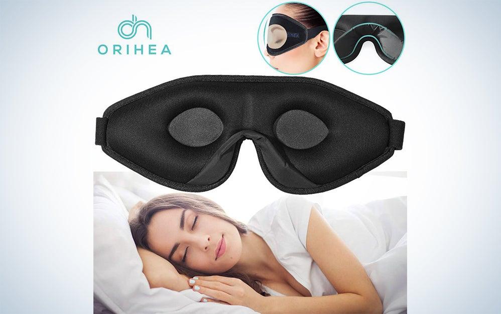 OriHea Eye Mask for Sleeping