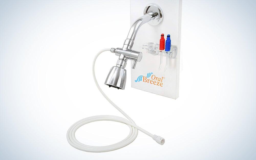 Oral Breeze ShowerBreeze Water Jet Dental Irrigator