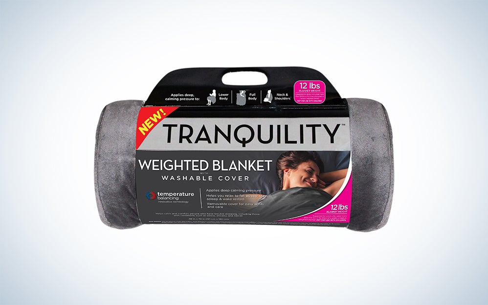 Tranquility weighted blanket sales