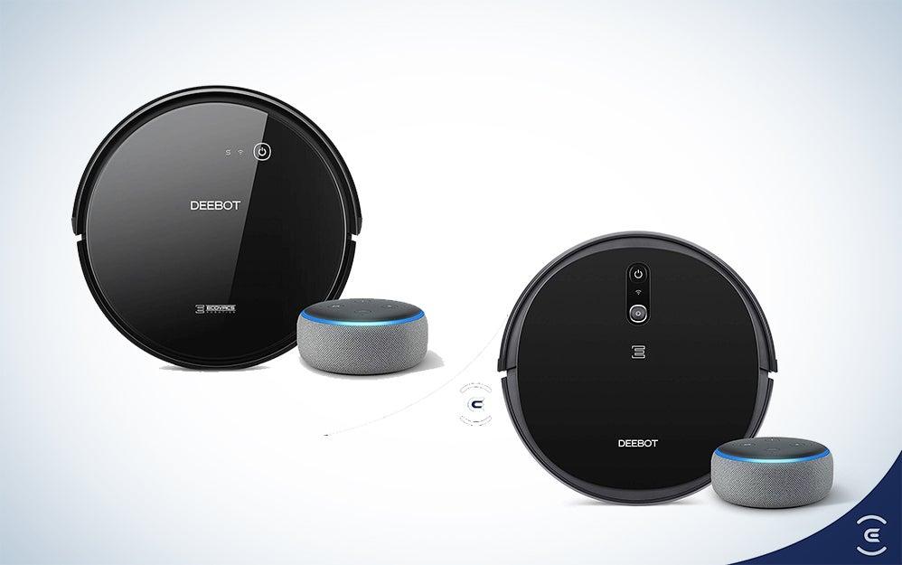 Ecovacs DEEBOT robots