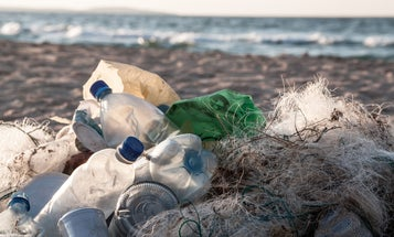 The sun can help break down ocean plastic, but there's a catch