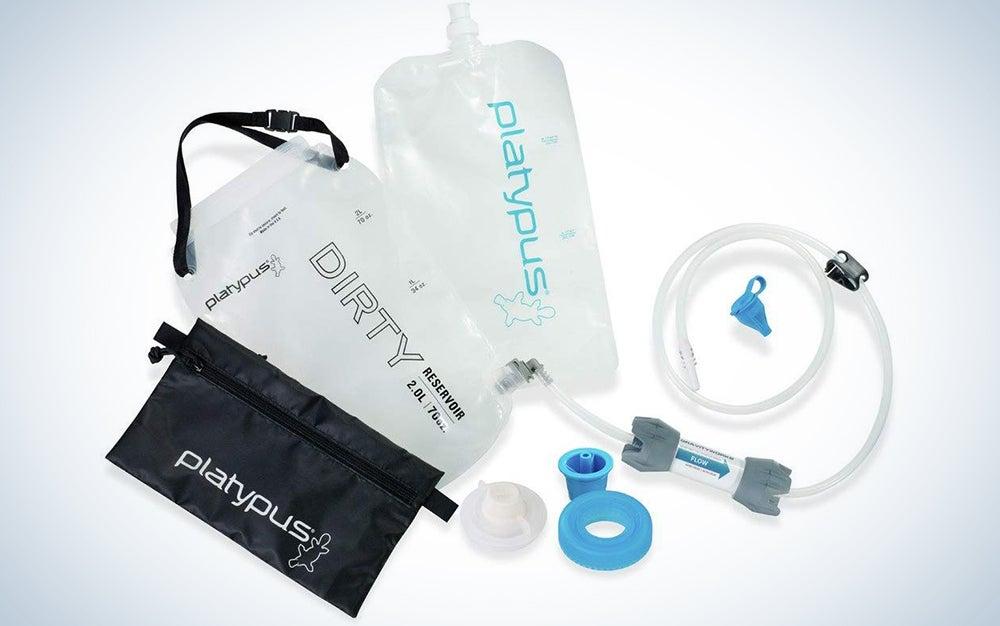 Platypus GravityWorks Water Filter Kit