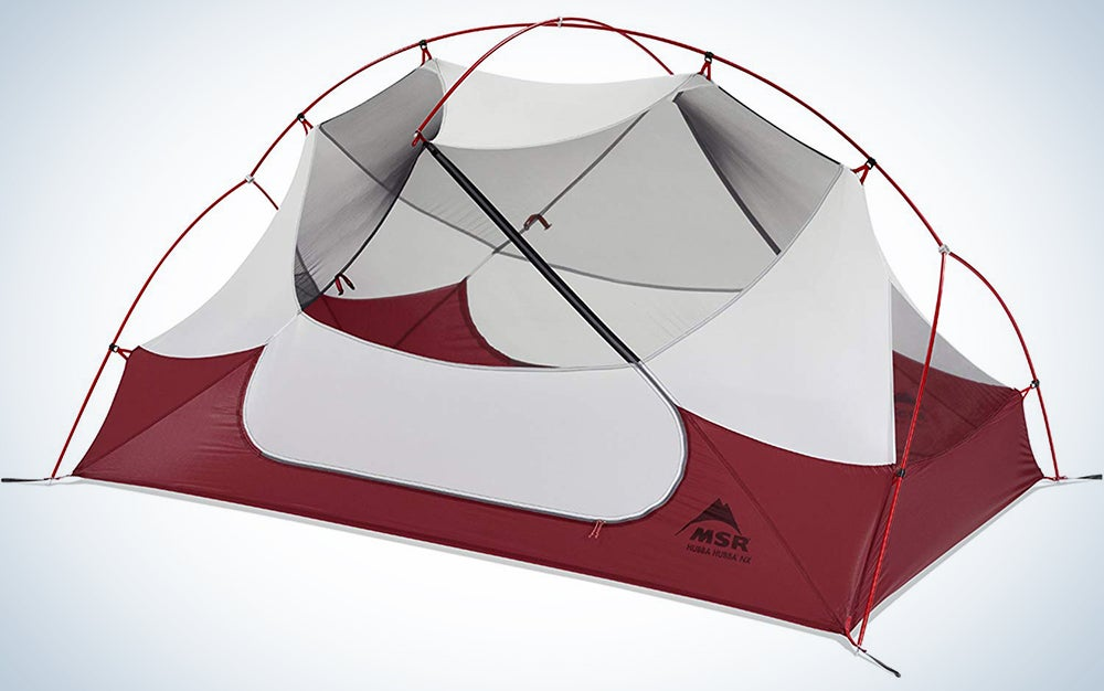 MSR Hubba Hubba (Tent for two)
