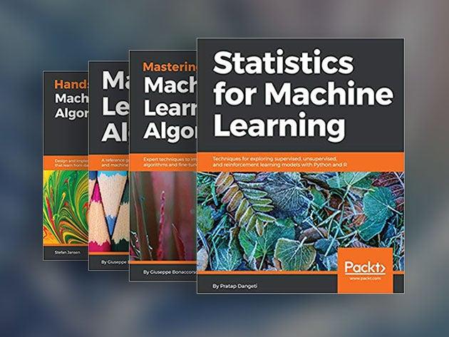 Machine Learning Mastery eBook Bundle