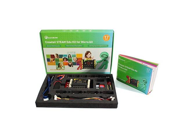 Crowtail STEAM Educational Basic Starter Kit