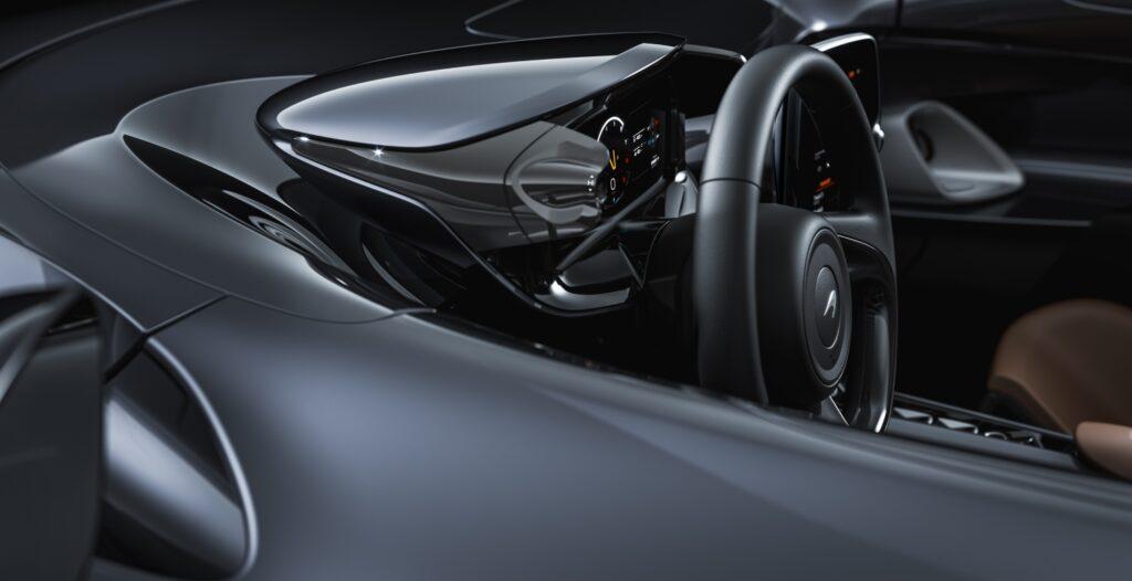 McLaren Elva bodywork