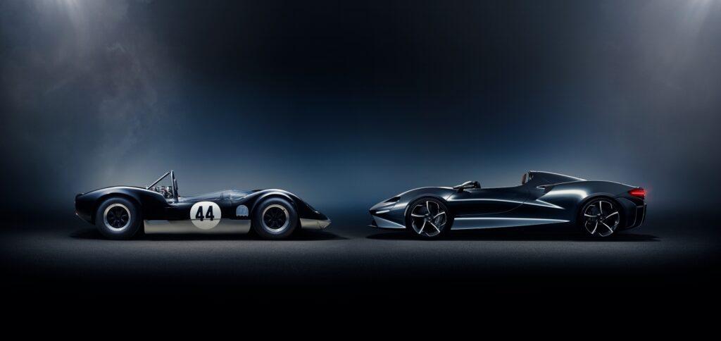 McLaren Elva new and original.