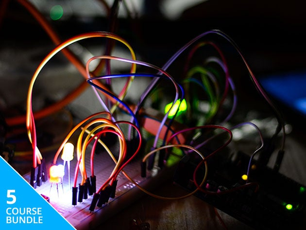 Ultimate Electrical Engineering Master Class Bundle