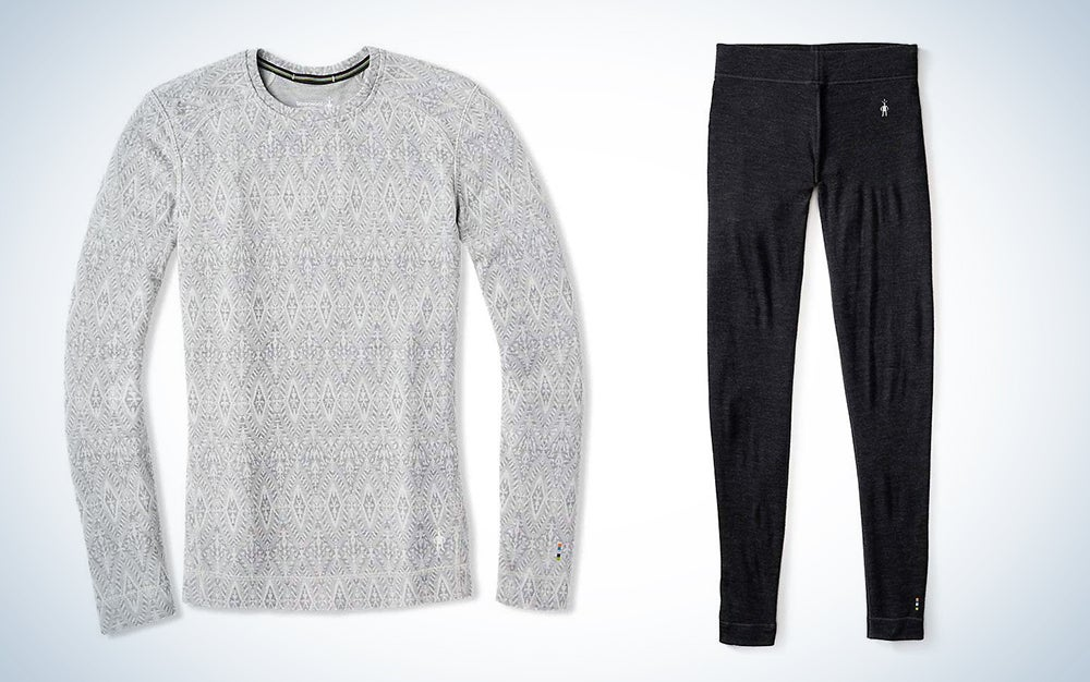 Smartwool Intraknit Base Layers (Top and Bottom)