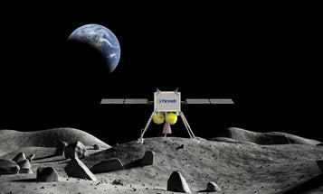 Five more companies will compete for NASA's $2.6 billion moon purse