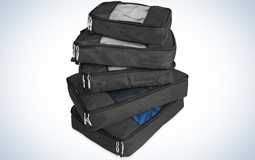 TravelWise Packing Cube System