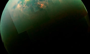 The first global map of Titan reveals Earth-like features with a peculiar twist