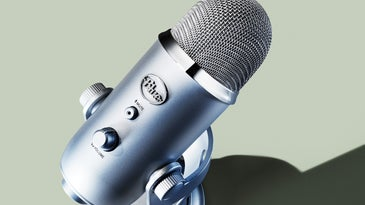 Blue's Yeti USB mic