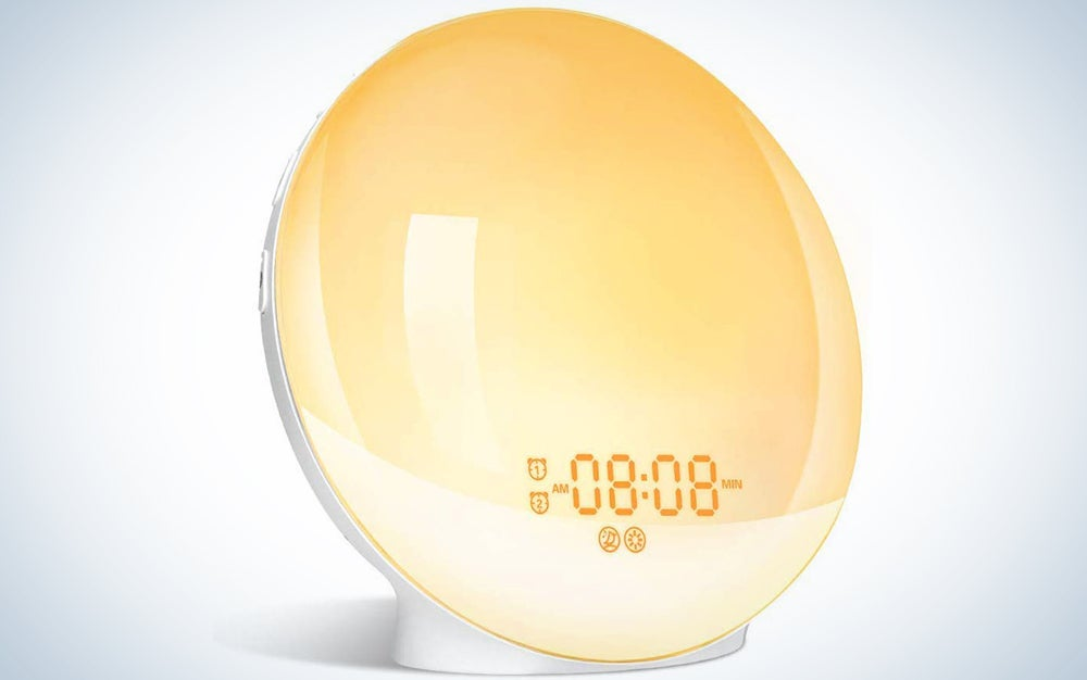 LBell Wake-Up Sunlight Alarm