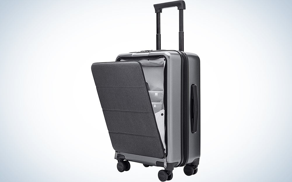 Ninetygo Carry On Luggage with Spinner Wheels