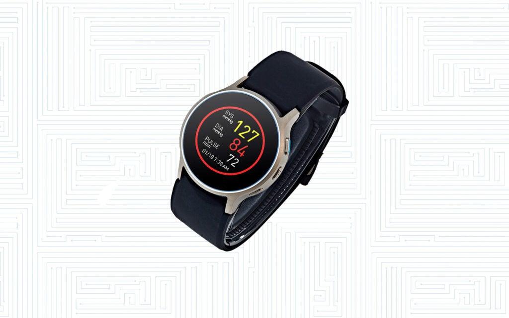 """Smartwatch"