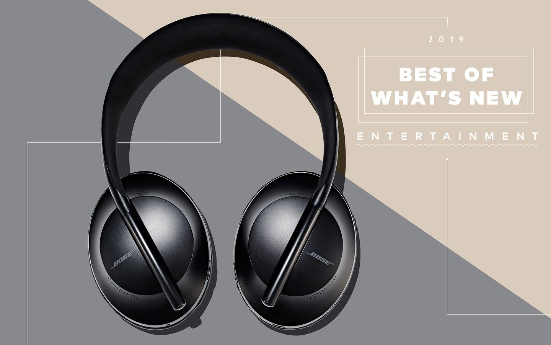 Wireless headphones by Bose