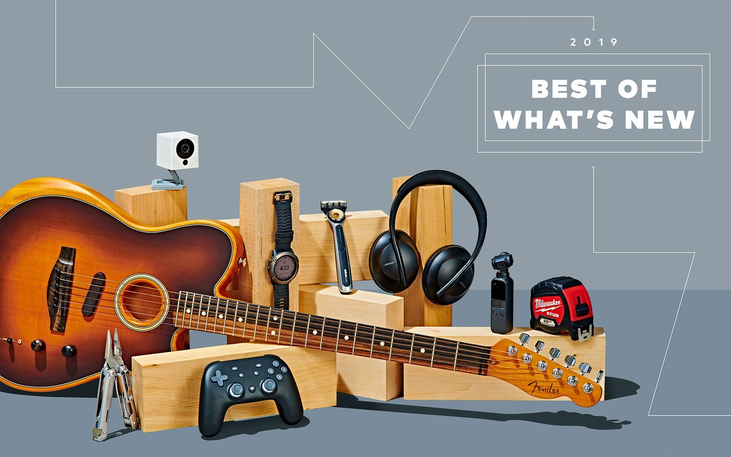 100 greatest innovations of 2019: Best of What's New