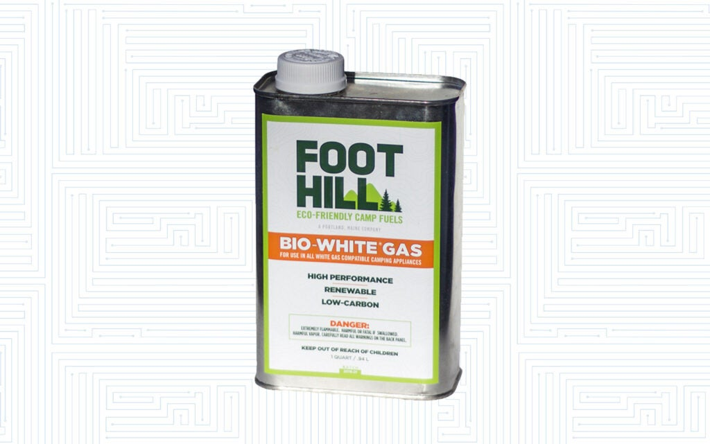 Bio-White Gas by Foothill Fuel