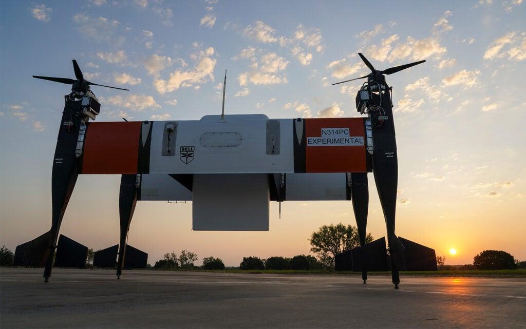 APT 70 cargo drone