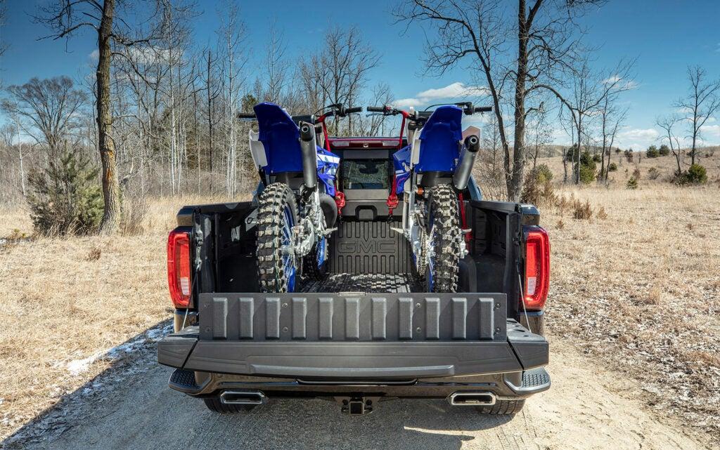 Sierra CarbonPro pickup bed by GMC