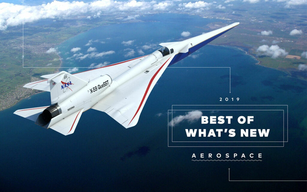 Best of What's New - Aerospace