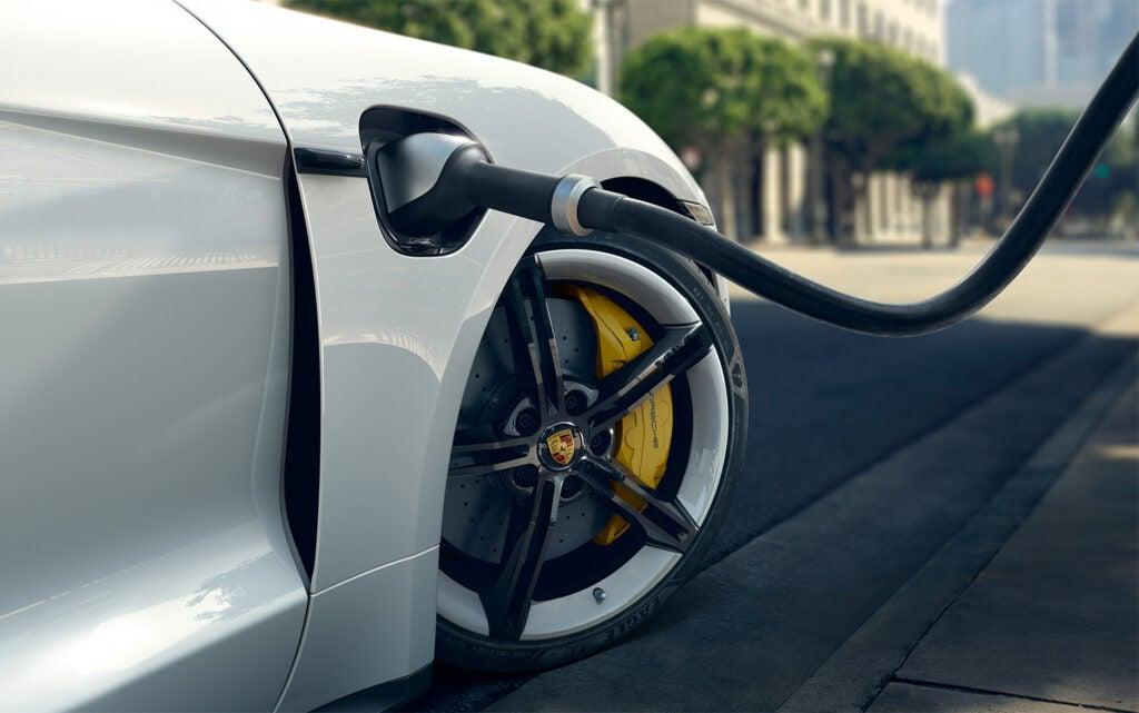 Taycan by Porsche