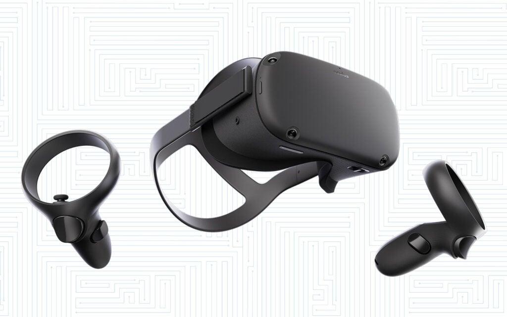 Oculus Quest by Facebook