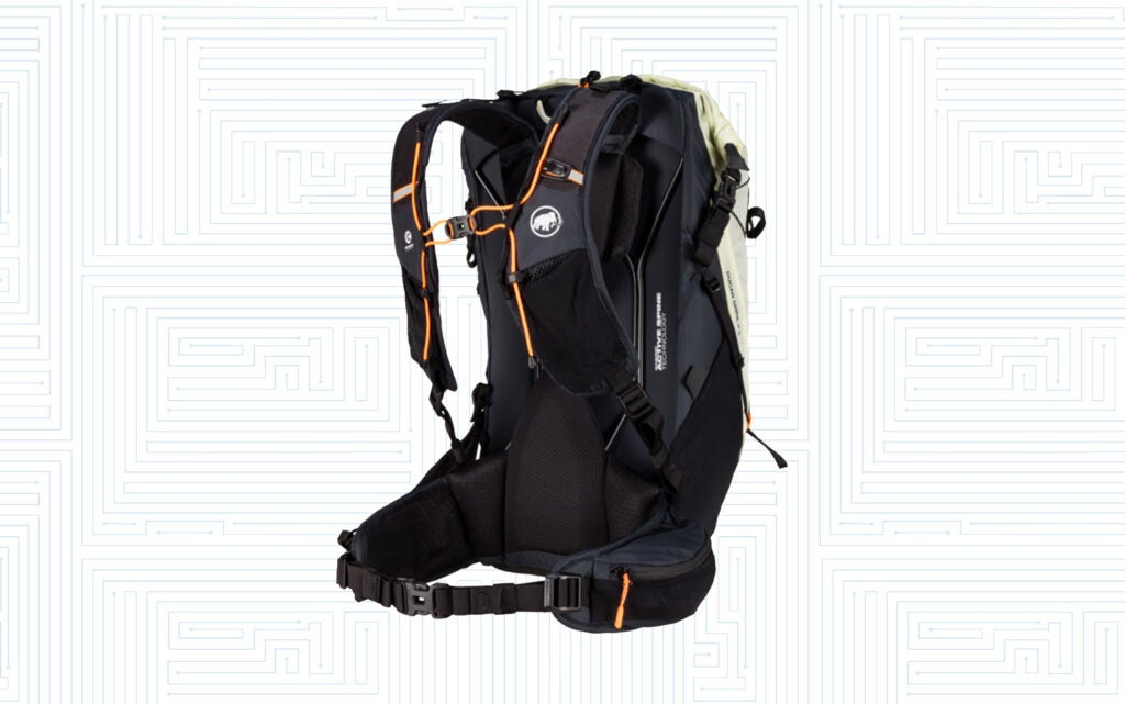 Active Spine Technology by Mammut