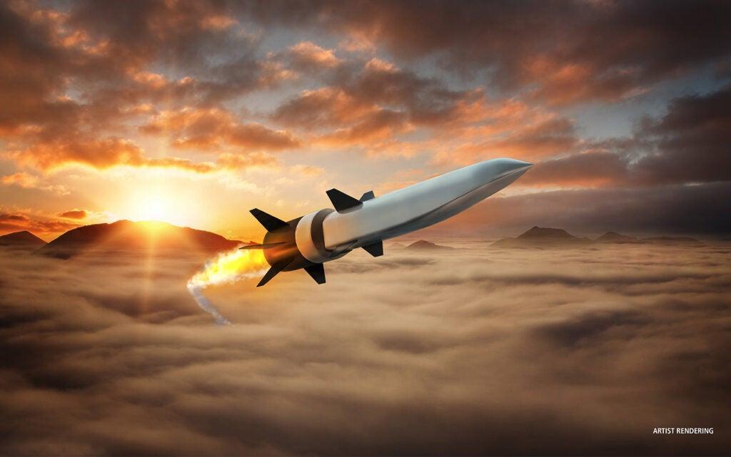 """Hypersonic"