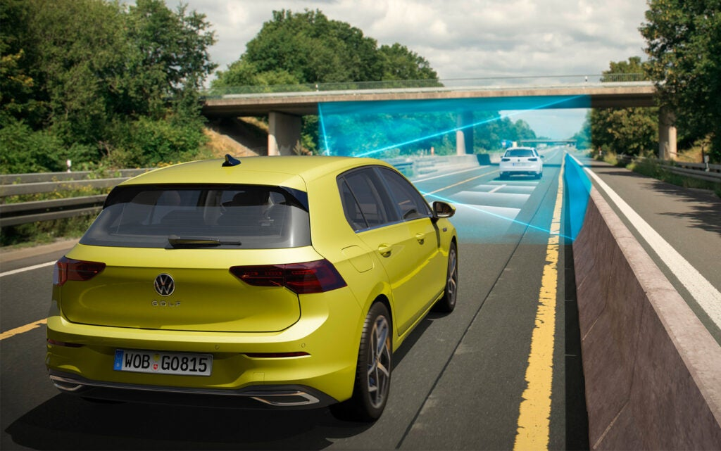 Grand Award Winner: Car2X vehicle-to-anything communications by Volkswagen