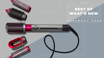 Dyson's hair styling tool