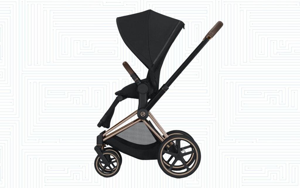E-Priam stroller by Cybex