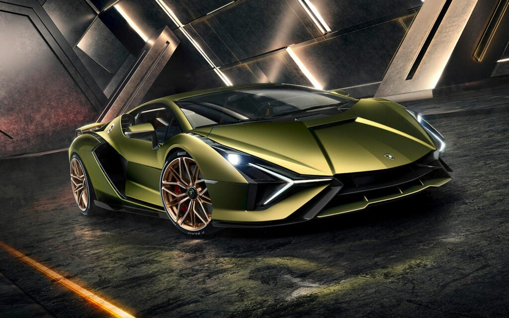 Sián FKP 37 by Lamborghini