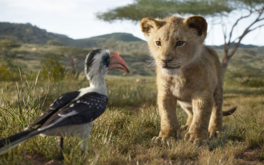 The Lion King by Disney