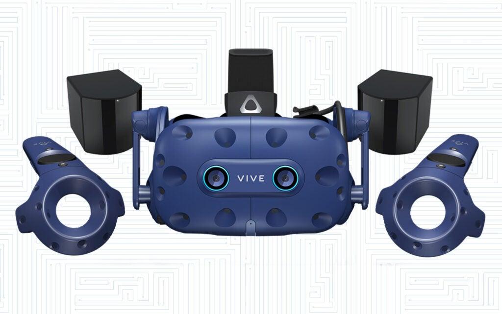 VIVE Pro Eye by HTC