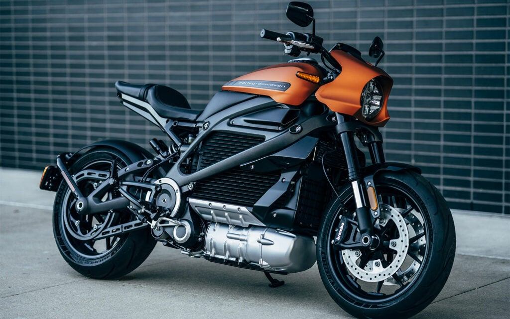 LiveWire by Harley-Davidson
