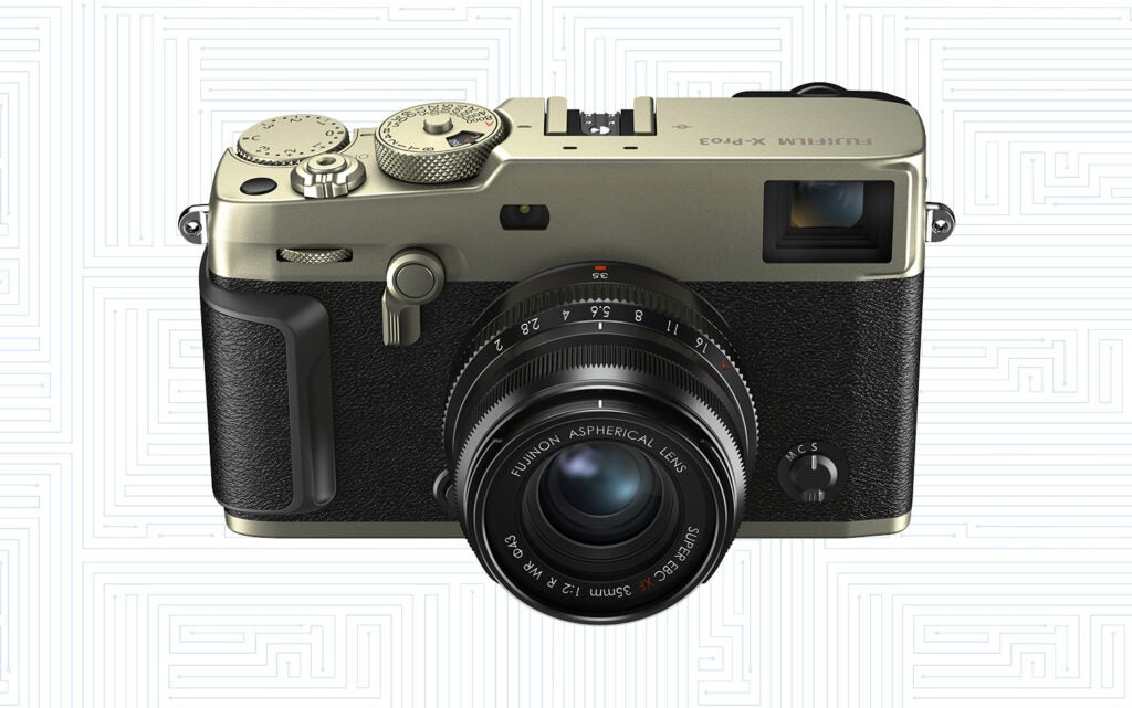 X-Pro3 by Fujifilm