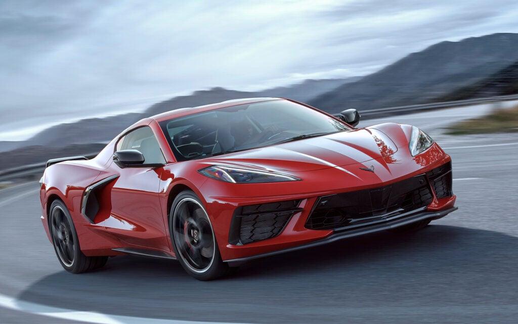 2020 Corvette Stingray by Chevrolet