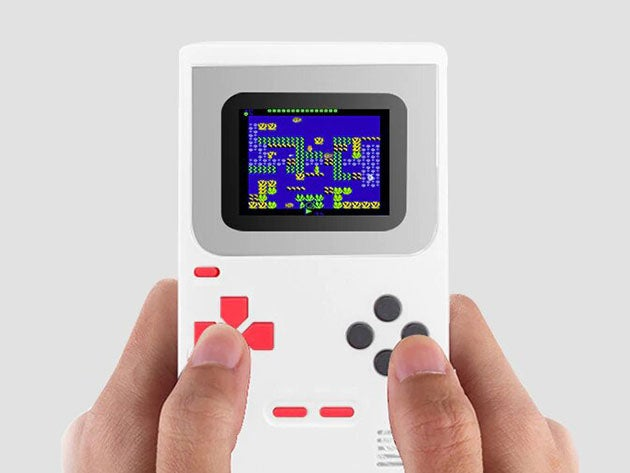 Mini Handheld Game Console 2.0 + 268 Games