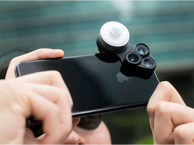 RevolCam: The Multi-Lens Photo Revolution for Smartphones