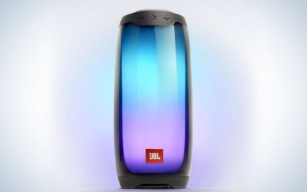 JBL Pulse 4 Waterproof Portable Bluetooth Speaker